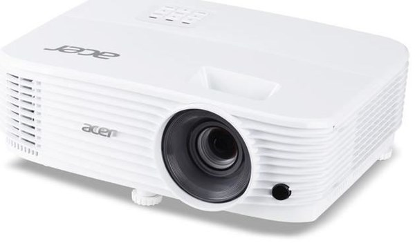 Acer DLP  P1155 - 4000Lm, SVGA, 20000:1, HDMI, VGA, USB, repro., bílý - MR.JSH11.001