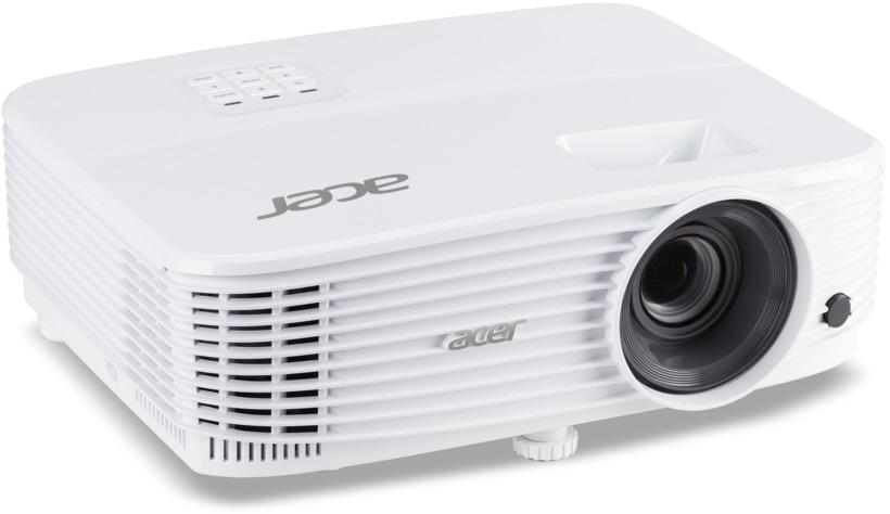Acer DLP P1355W - 4000Lm, WXGA, 20000:1, HDMI, VGA, USB, repro.,