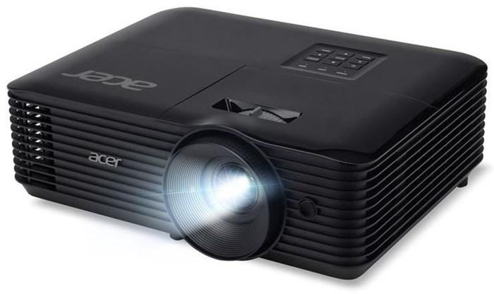Acer DLP H538BDi - 4000Lm, 720p, 20000:1, HDMI, VGA, USB, repro., černý - MR.JSD11.001