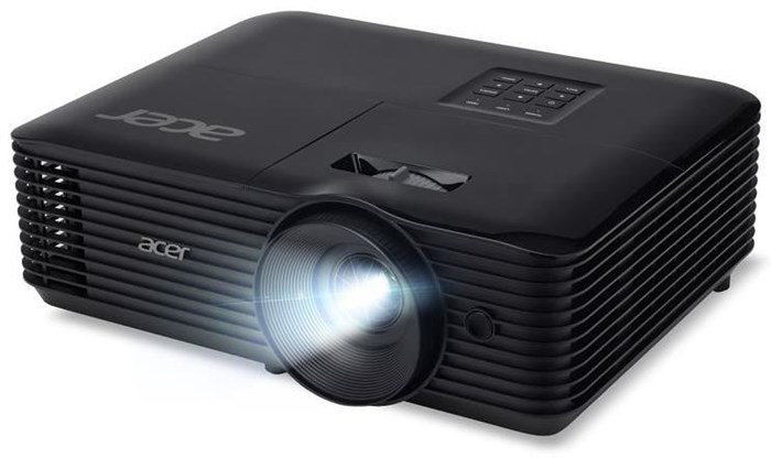 Acer DLP H538BDi - 4000Lm, 720p, 20000:1, HDMI, VGA, USB, repro.