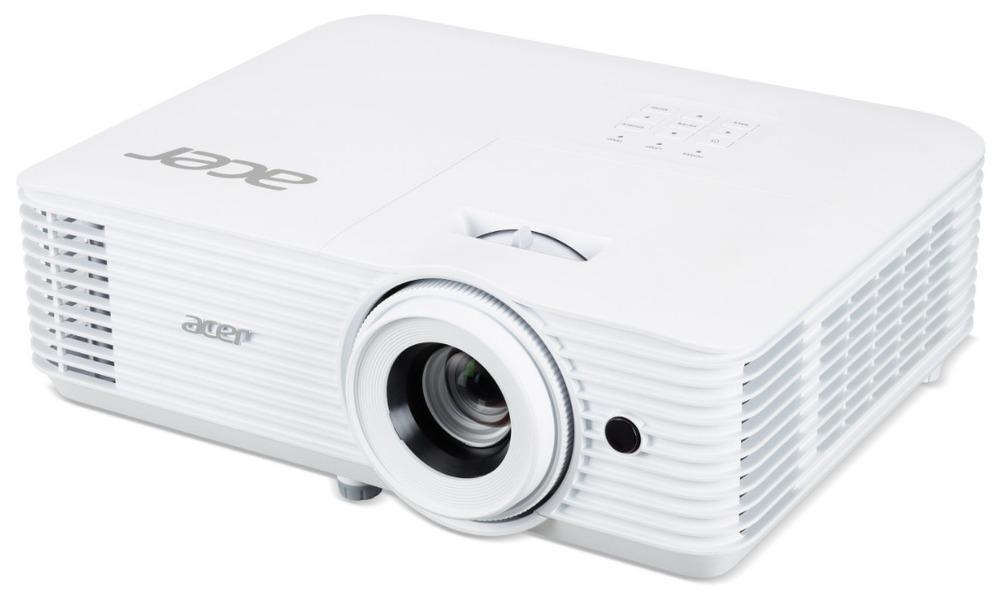 Acer DLP X1527i - 4000Lm, 1080p, 10000:1, WiFi,  HDMI, VGA, USB, repro., bílý - MR.JS411.001