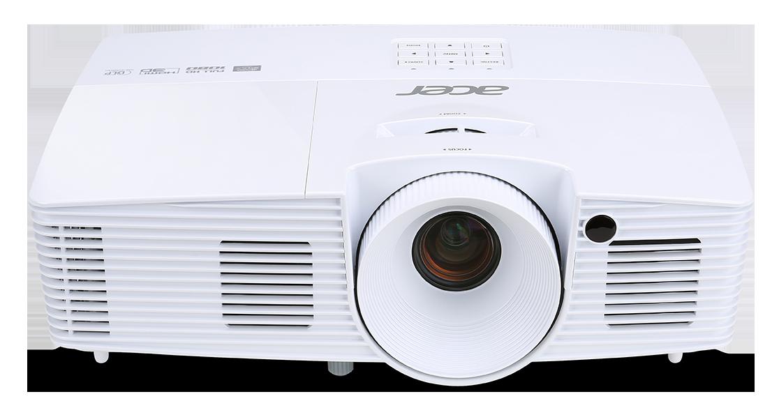 Acer DLP H6517ABD - 3400Lm, FullHD, 20000:1, HDMI, VGA, USB, repro., bílý