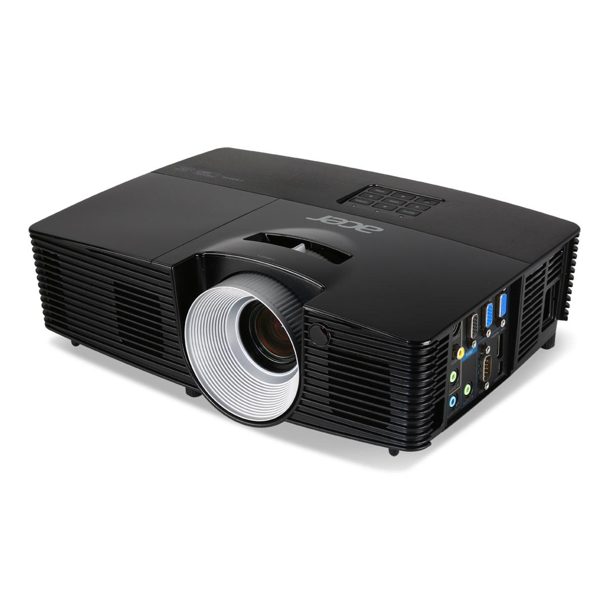 DLP Acer P1387 -4200Lum,WXGA,17000:1, VGA, HDMI
