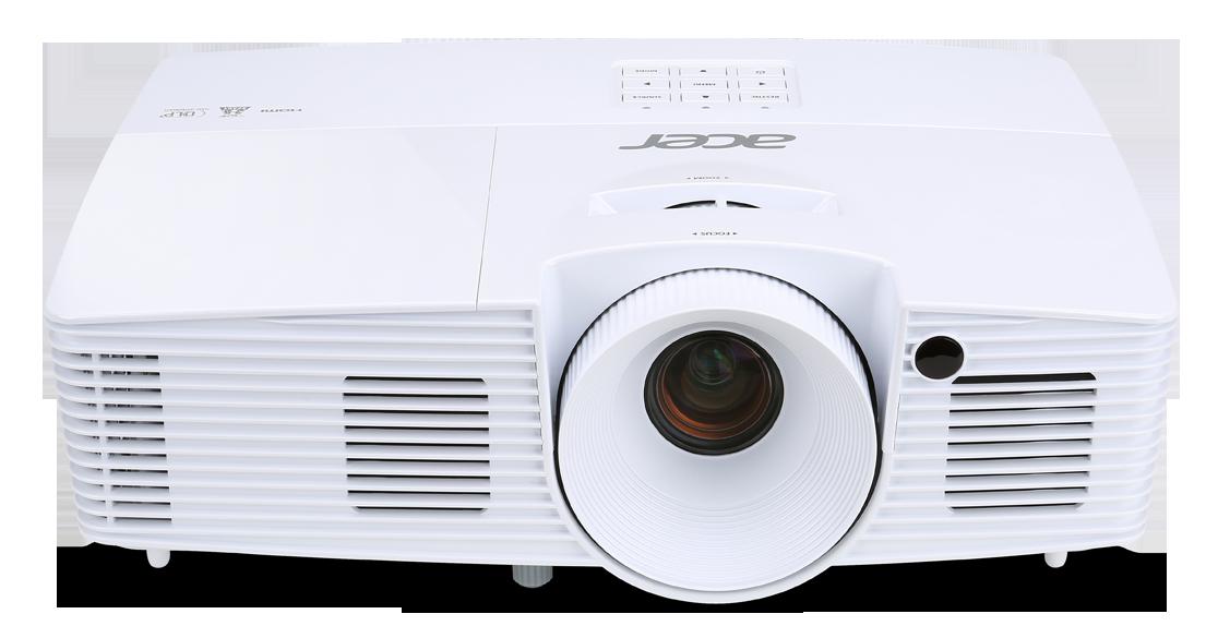 DLP Acer X135WH -3400Lum,WXGA,20000:1,HDMI,VGA