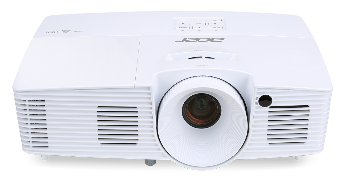 DLP Acer X125H - 3300Lum,XGA,20000:1,HDMI
