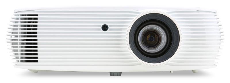 Acer DLP P5330W - 4500Lm, WXGA, 20000:1, HDMI, VGA, RJ45, repro., bílý