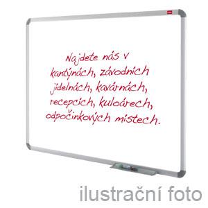Keramická tabule NOBO EURO Enamel 300x120 cm