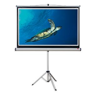 Nástěnné projekční plátno NOBO, 150x104cm (16:10)
