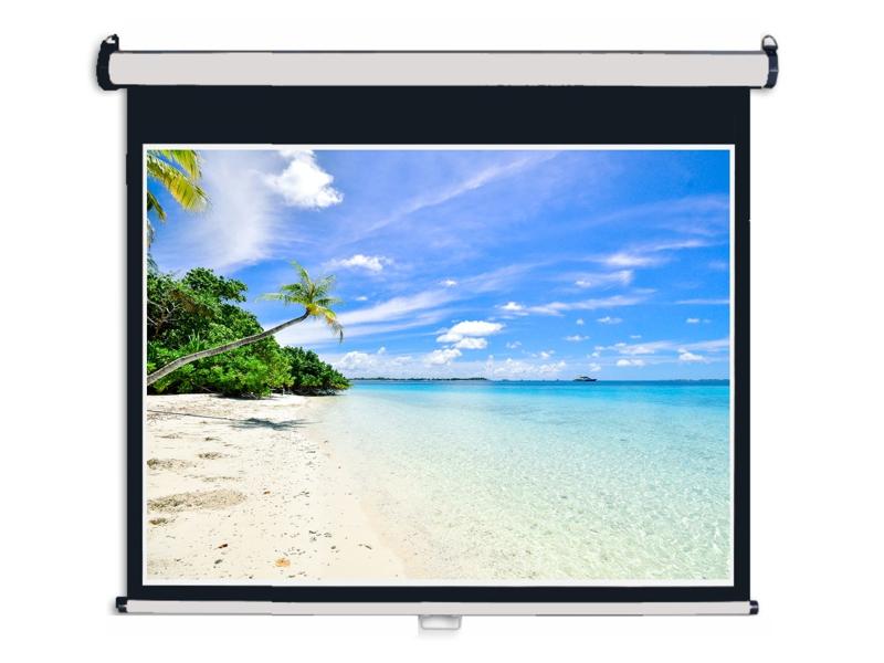 Nástěnné projekční plátno AVELI, 175x131 cm (4:3) - XRT-00103