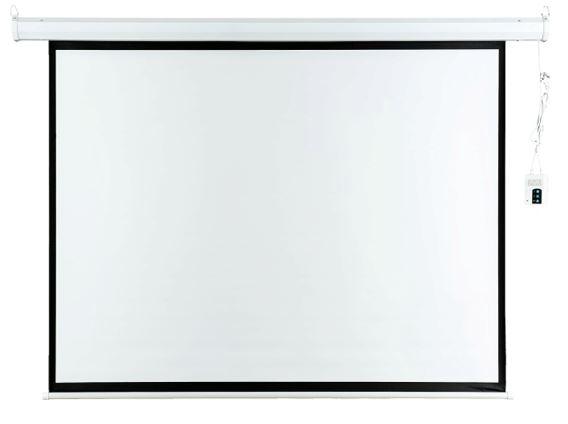 Elektrické projekční plátno AVELI, 305x229 (4:3)