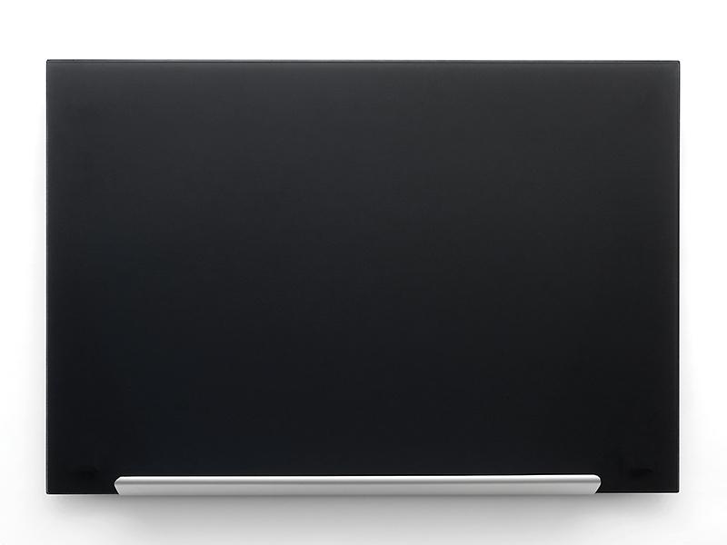 Skleněná tabule Diamond glass 67,7x38,1 cm, black