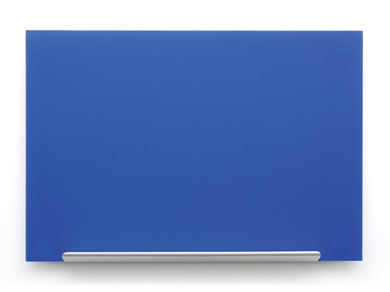 Skleněná tabule Diamond glass 67,7x38,1 cm,blue