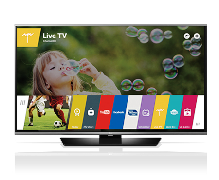 LG 43 LED TV 43LF630V FHD / DVB-T2CS2 /