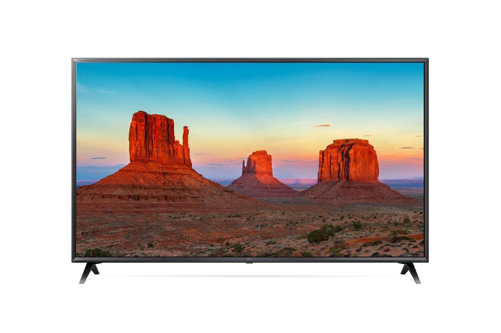 LG 55'' LED TV 55UK6300MLB 4KUHD/DVB-T2/C/S2 SMART