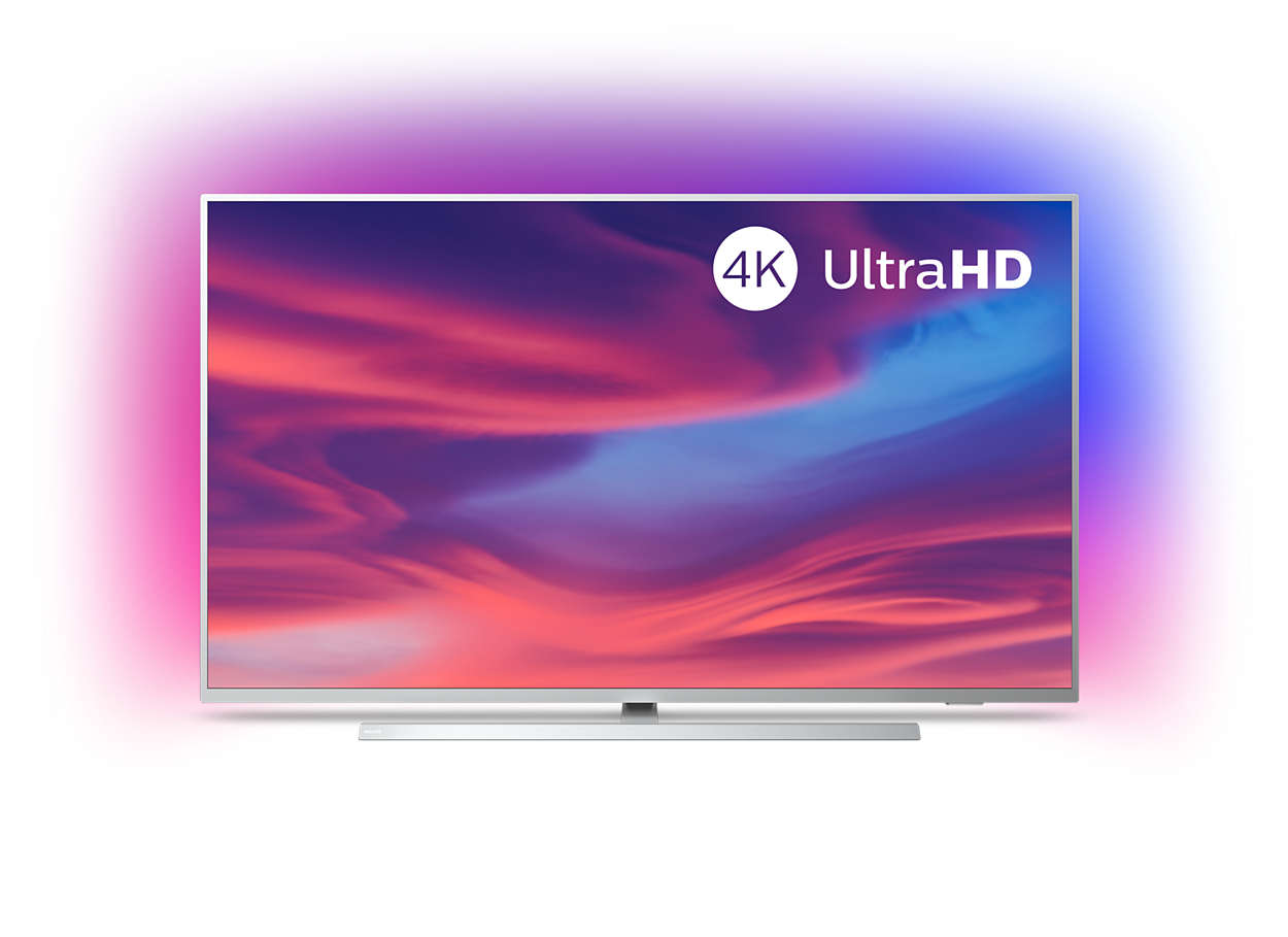 Philips 43'' LED 43PUS7304 - 4KUHD, DVB-T2/C/S2
