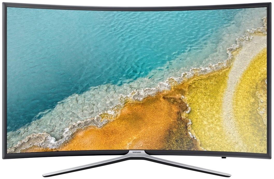 Samsung 40 LED UE40K6372 FHD / DVB-T2,C,S2 / prohnutá