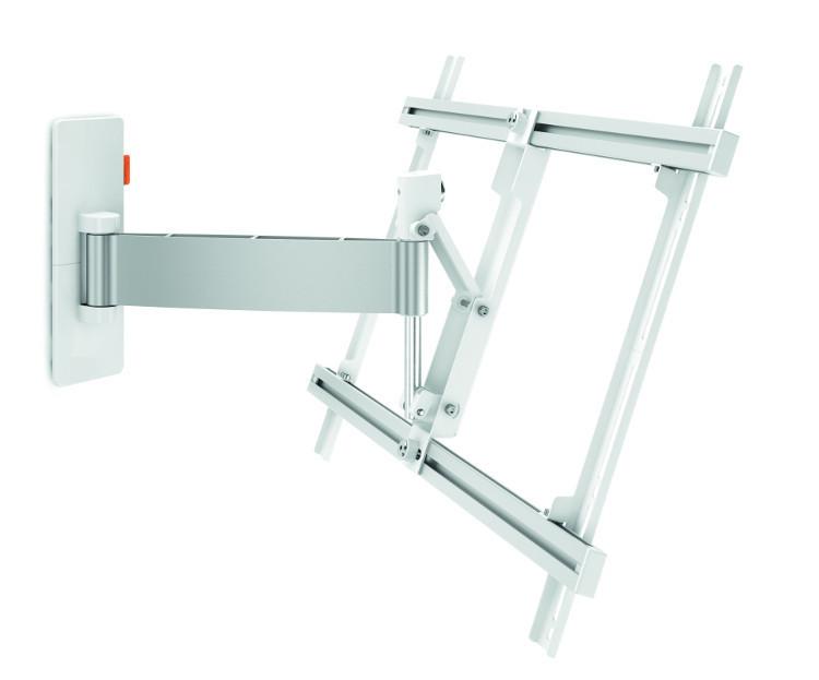 """LCD rameno Vogel´s W52081, 40-65"""", 2 klouby, bílé"""