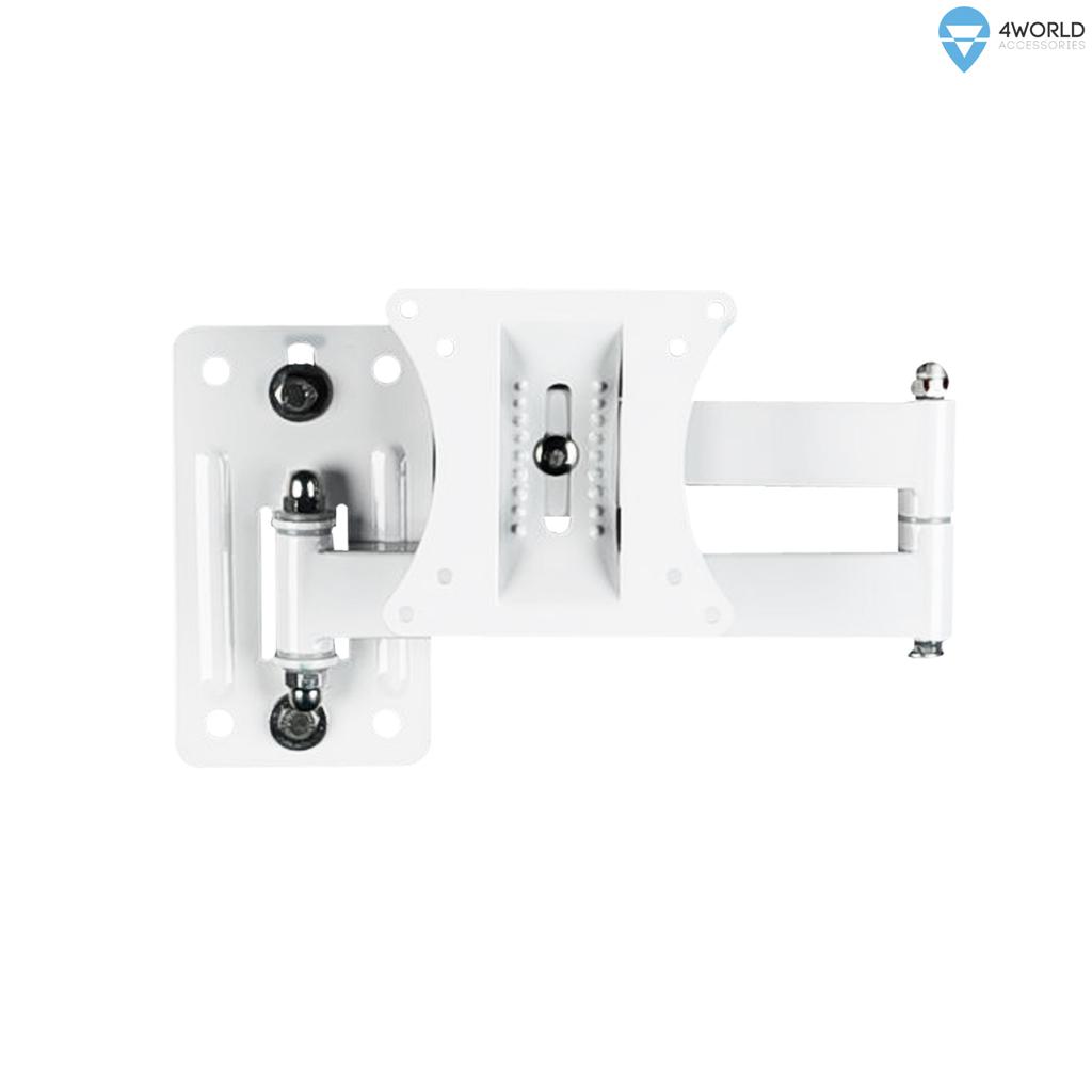 """4W Držák LCD 15-32"""" rame.33cm otočný sklopný 25kg"""