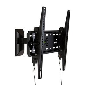 """4W Držák LCD 22-42"""" jednoramenný otočný sklopný BL"""