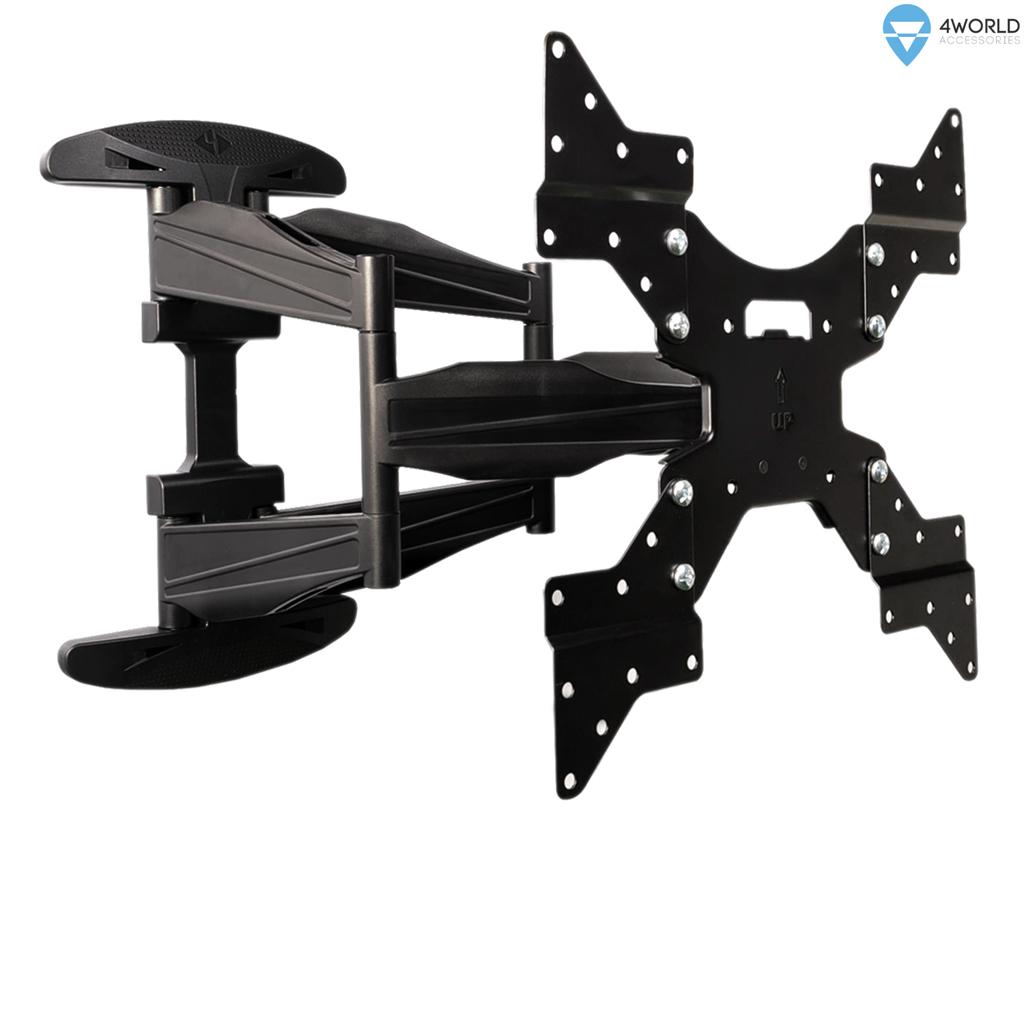 4W Držák pro LCD 32-75'' otočný/sklopný max.50kg - 10094