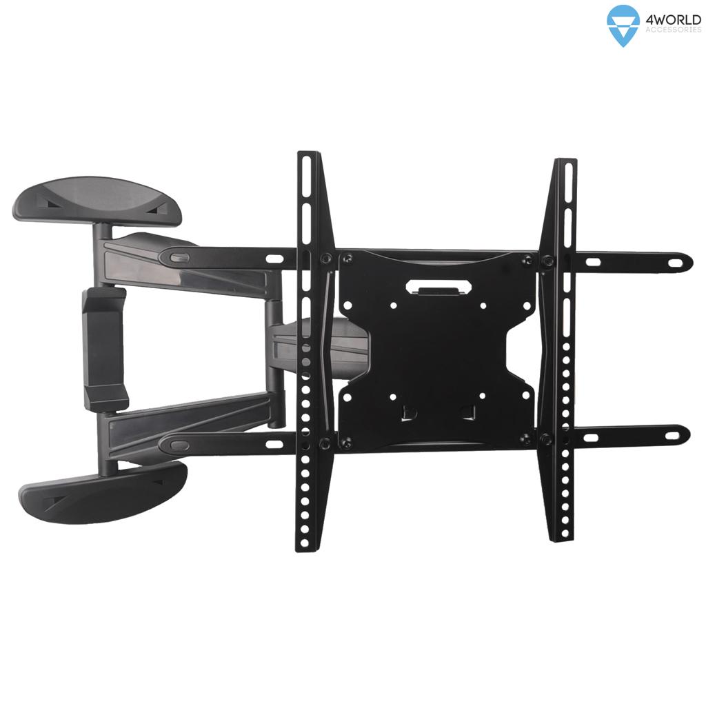 4W Držák pro LCD 30-75'' otočný/sklopný max.40kg - 10095