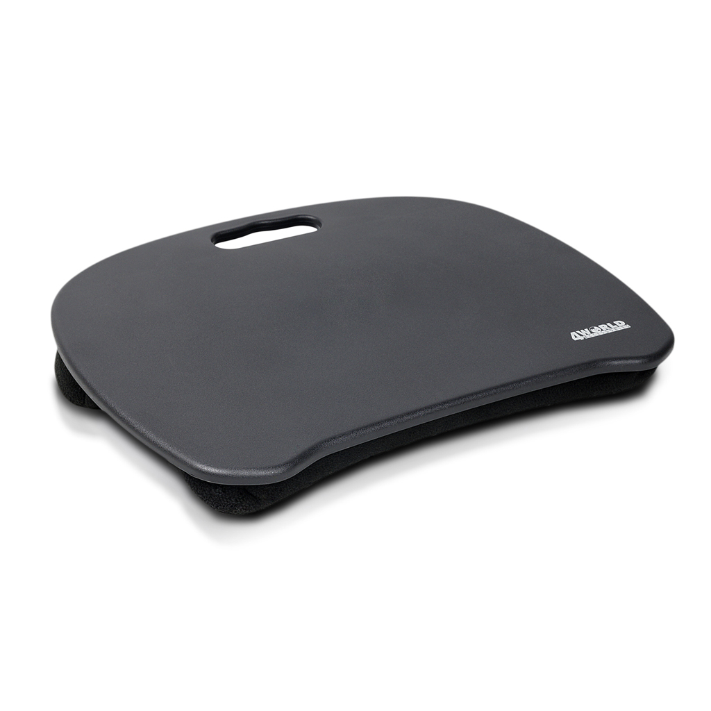 4W Podložka pod notebook Black