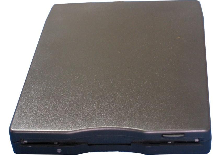 4W Externí 3.5'' FDD Black