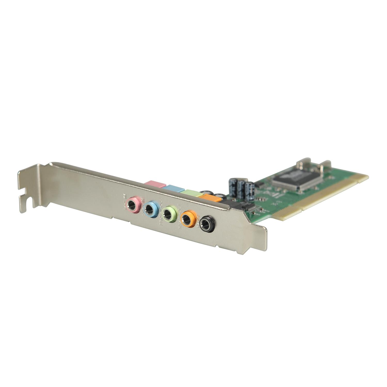 4World Zvuková karta 5.1 interní PCI