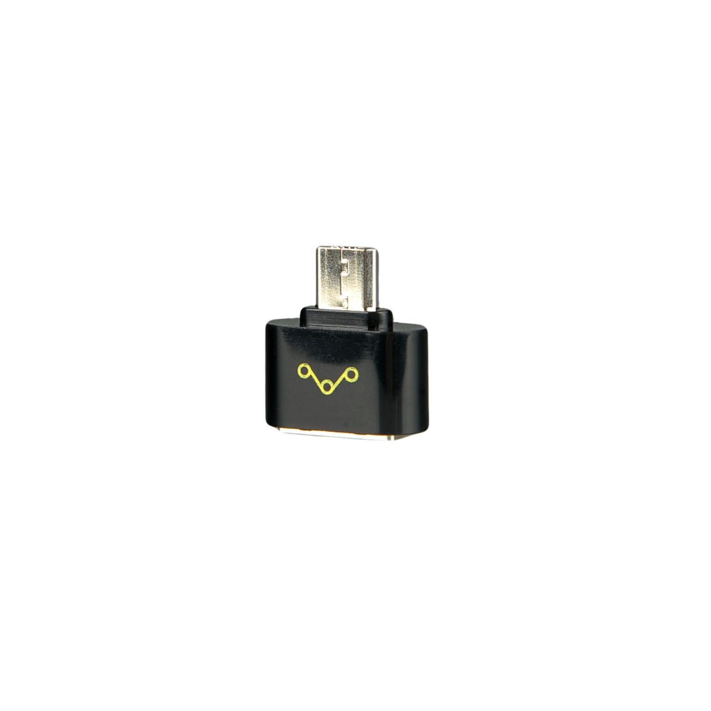 4World Adaptér OTG USB 2.0 Micro USB M - USB F