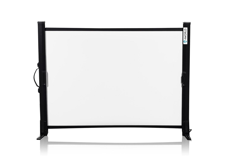 4World Projekční plátno stolní 81x61 40'' 4:3 - 10626