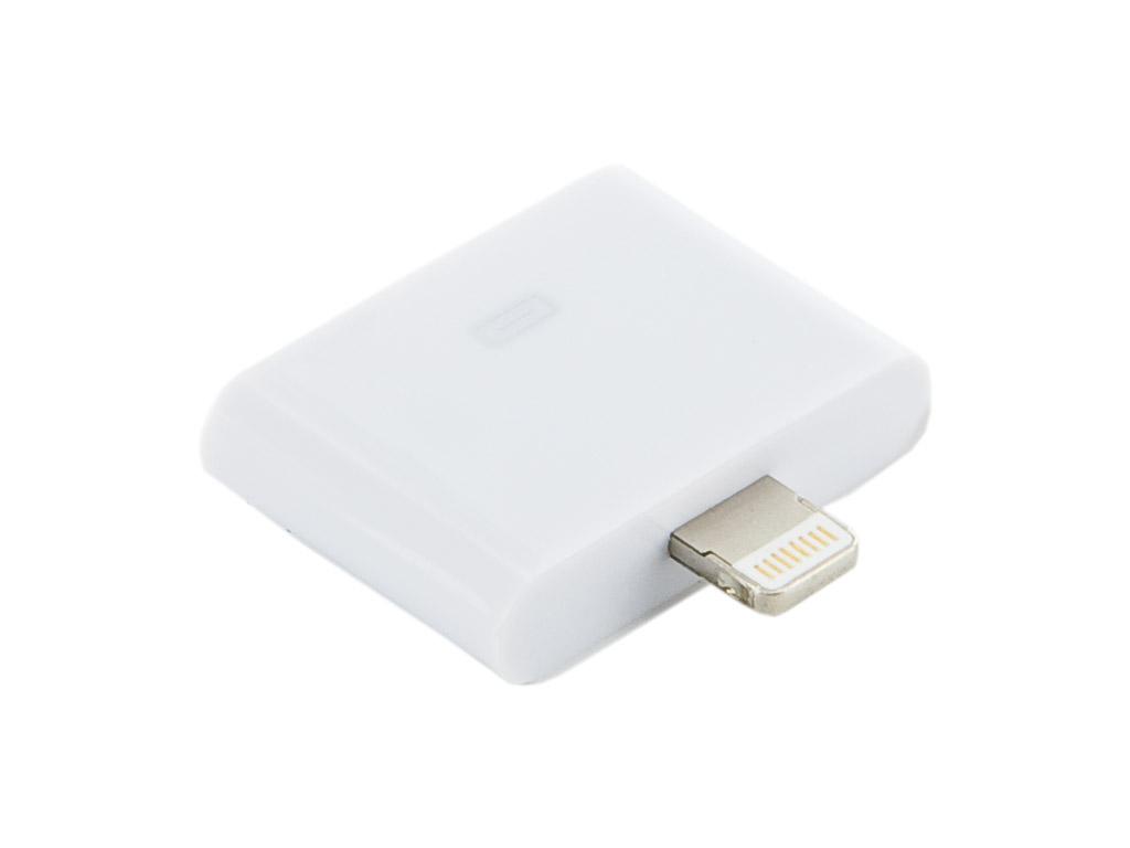 4World Adaptér Apple 30pin na Lightning White