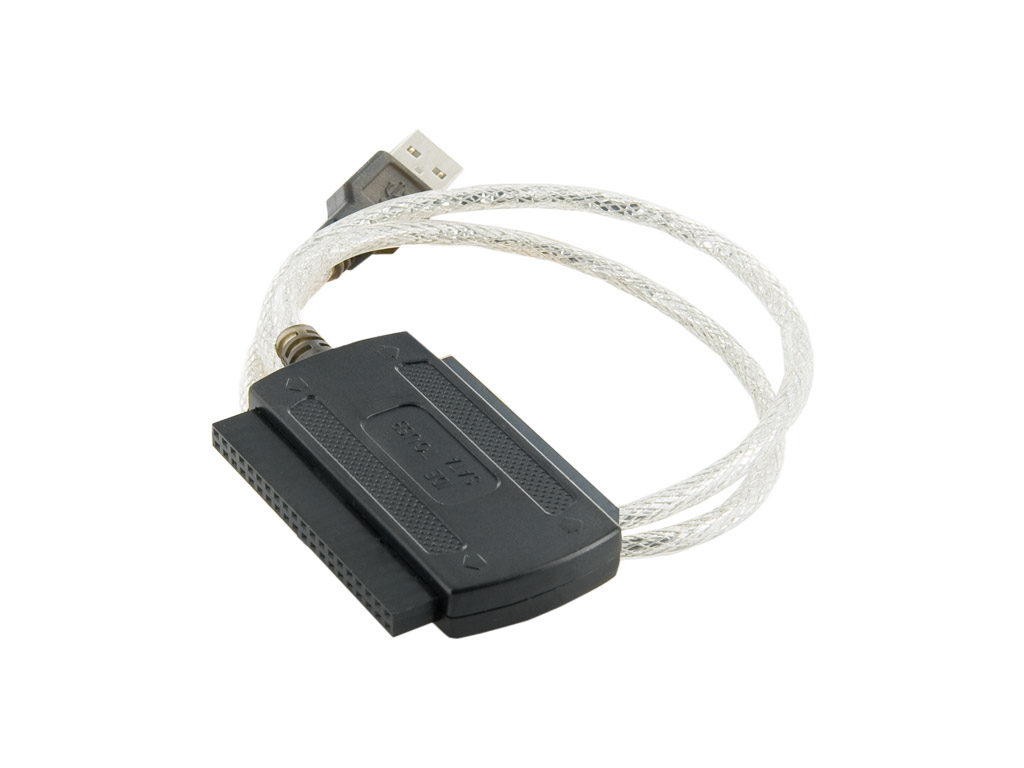 4World Adaptér USB 2.0 na IDE/SATA Combo 2.5