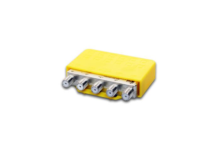 DiSEqC přepínač 1x přijmač + 4x LNB (GM-411)