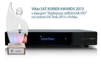 VU+DUO2 (2x DUAL DVB S2 tuner) Satelitní HDTV