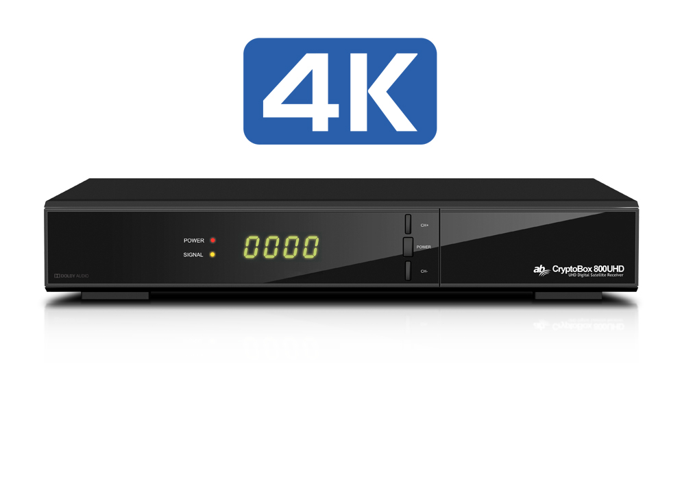 AB CryptoBox 800UHD