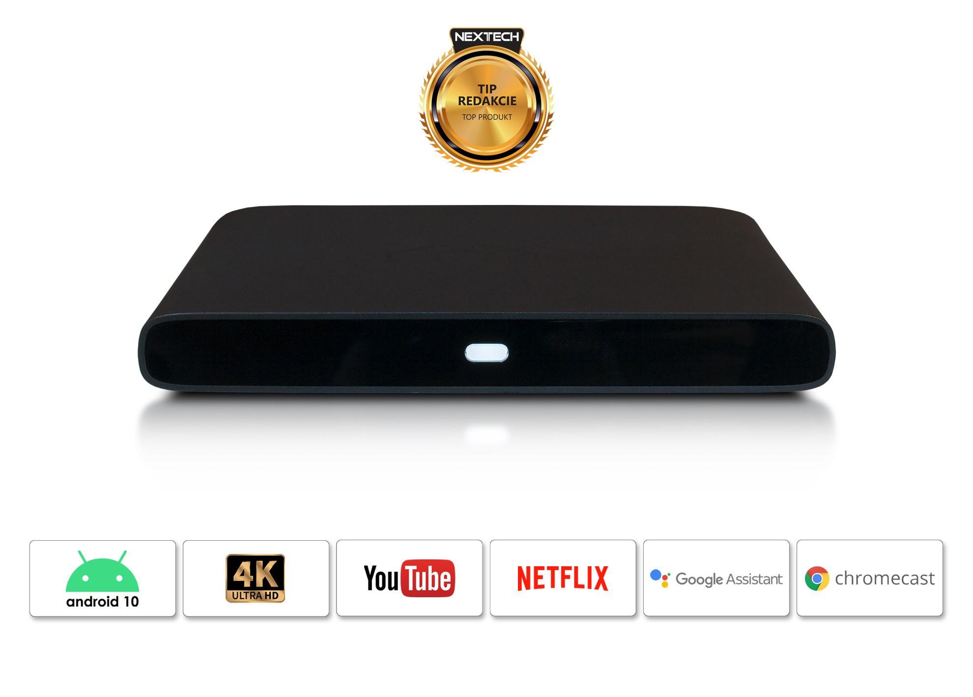 Homaticx Box Q Android TV - HOMATICS BOX Q