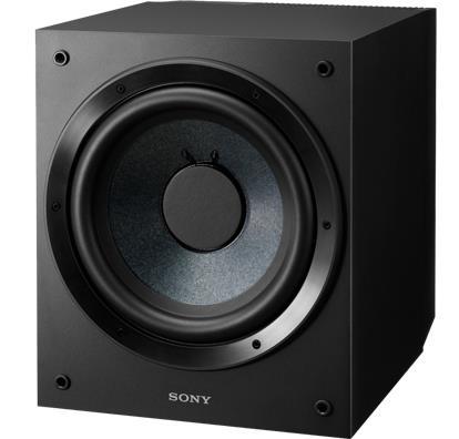 Sony aktivní subwoofer SA-CS9 500W, černý