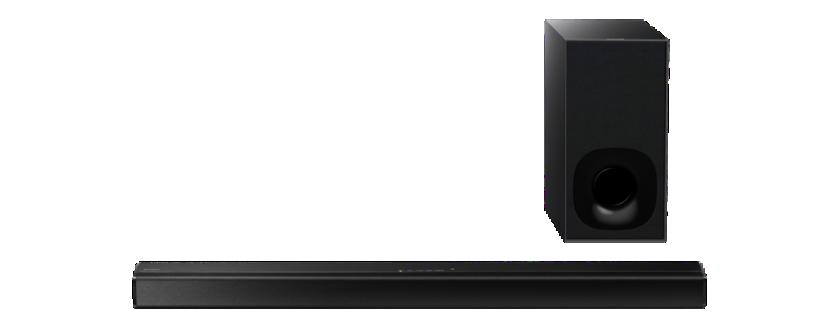 Sony Soundbar HT-CT180, 100W, 2.1k, BT/NFC, černý
