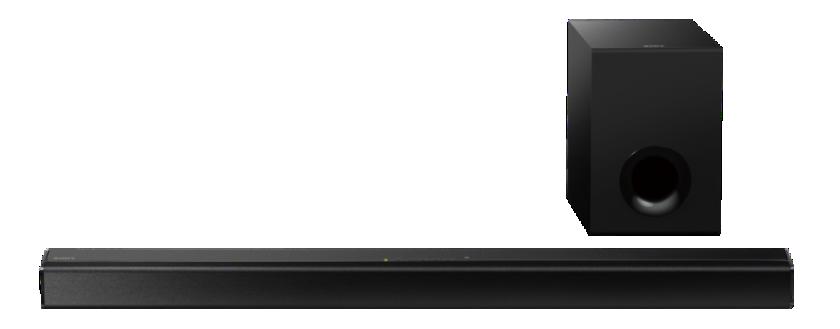 Sony Soundbar HT-CT80, 80W, 2.1k, BT/NFC, černý