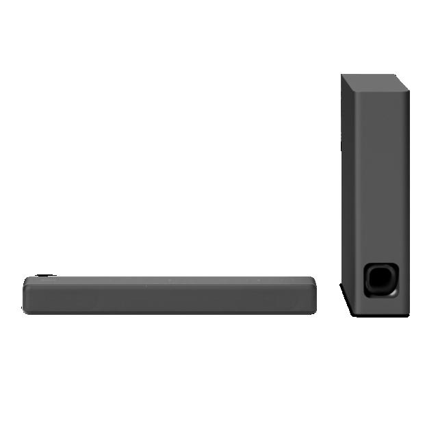 Sony Soundbar HT-MT300, 100W, 2.1k, BT/NFC, černý