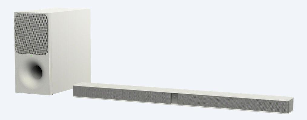 Sony Soundbar HT-CT291, 300W, 2.1k, BT bílý