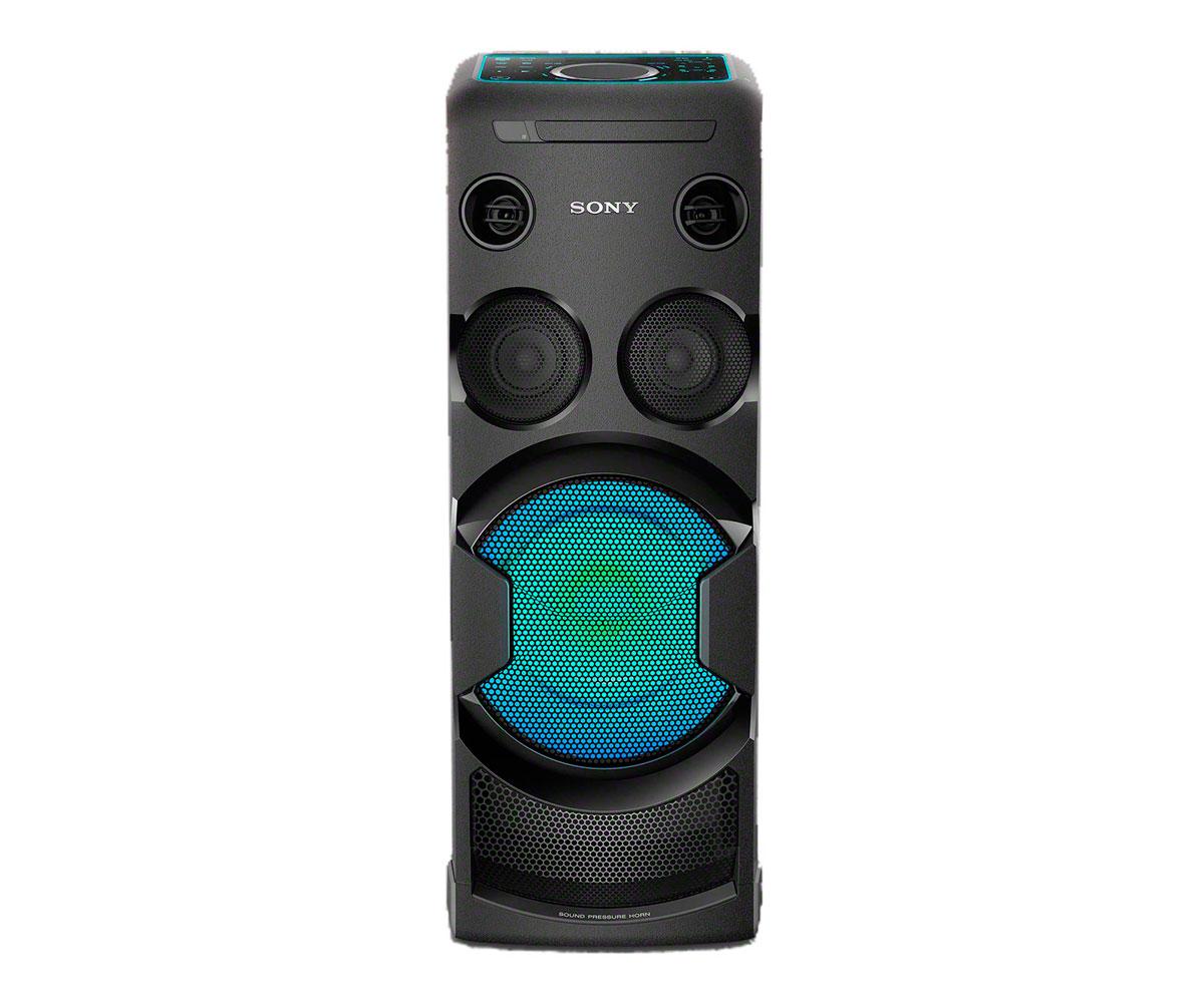 Sony Hi-Fi MHC-V50D,USB,MP3,BT,NFC,DVD