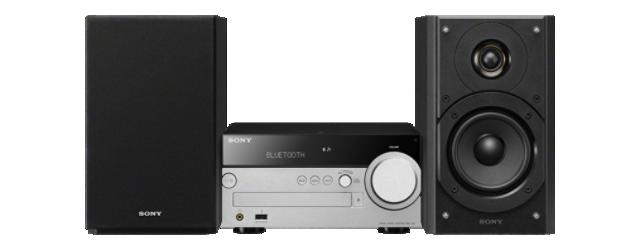 Sony mikro Hi-Fi systém CMT-SX7,CD,NFC,100W,Hi-Res