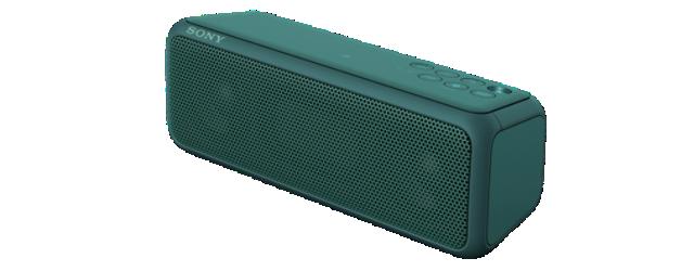 Sony bezdr. reproduktor SRS-XB3 ,BT/NFC,zelený