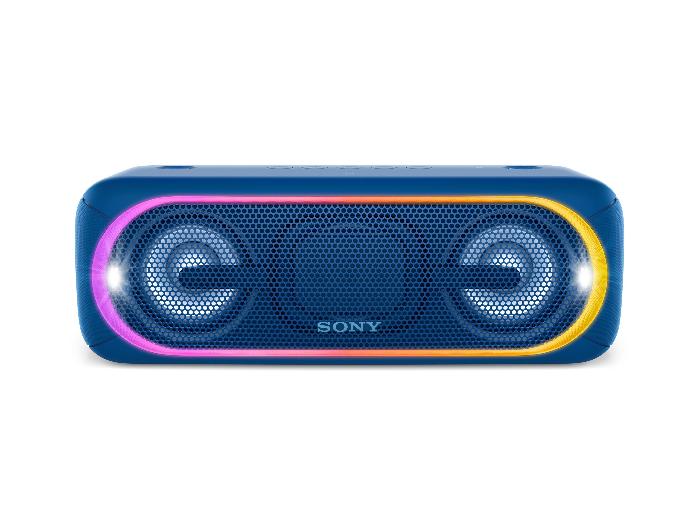 Sony bezdr. reproduktor SRS-XB40 ,BT/NFC,modrý