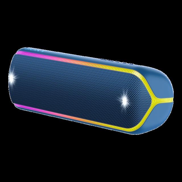 Sony bezdr. reproduktor SRS-XB32 ,BT, NFC, modrý