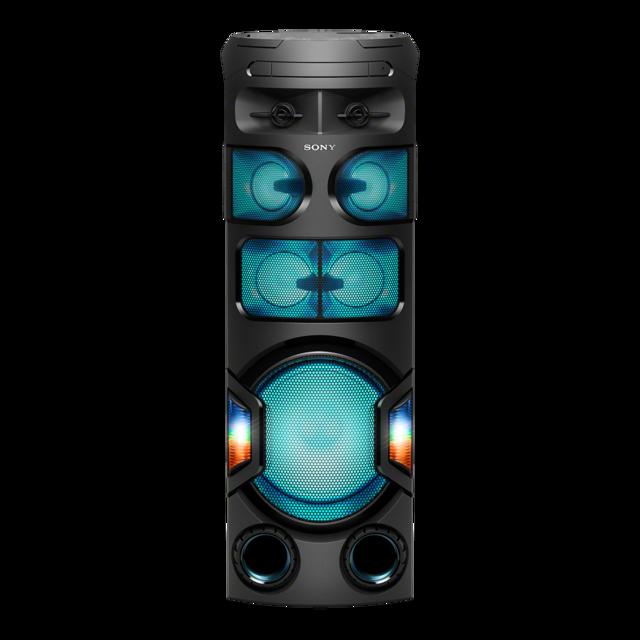 Sony bezdr. reproduktor MHC-V82D, BT, NFC, CD,DVD,