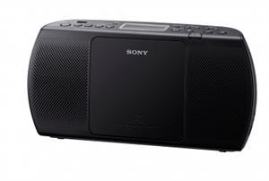 Sony mp3/CD přehrávač ZS-PE40CP,USB,černý