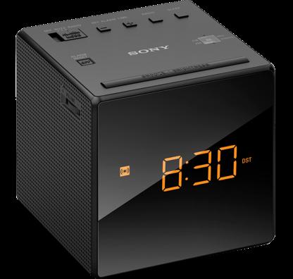 Sony radiobudík ICF-C1, černý
