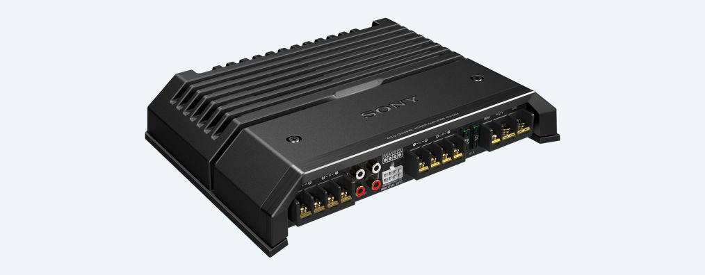 Sony zesilovač do auta XM-GS4 Hi-Res, 4x 70W RMS